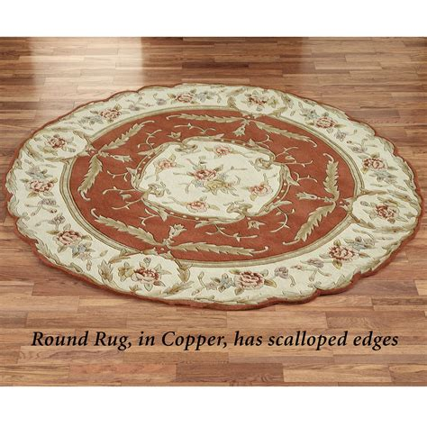 Roses Rug by Aubusson Area Rugs