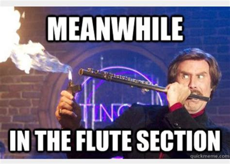 Flute Player Meme - flutes emotions and speaking in movie quotes pinterest