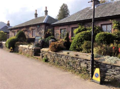 Luss Cottages by Three Days In Bonnie Loch Lomond