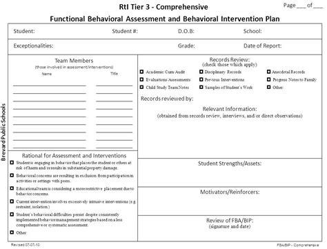 functional behavior assessment functional behavioral assessment and behavioral