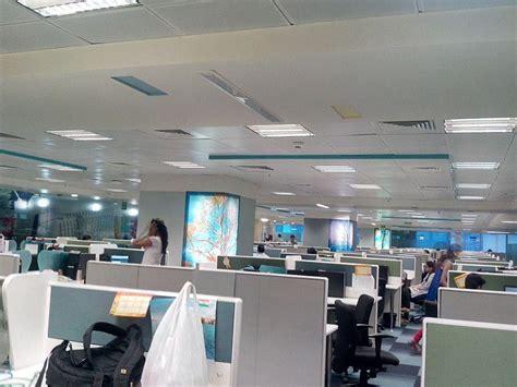 Office Insider Airoli Office Inside View L T Infotech Office Photo