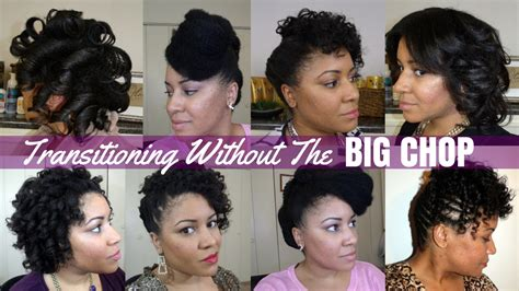 Going All Out 2 my transitioning story no big chop 2 year transition