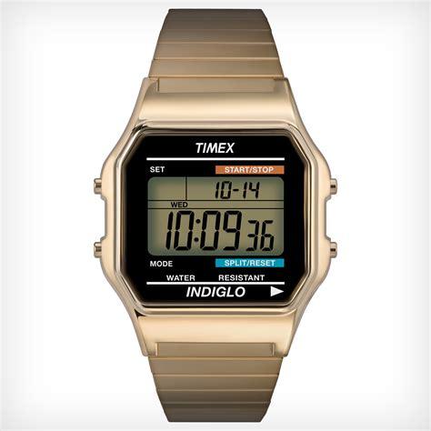 image timex 80 retro watche