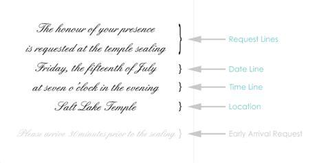 wedding ceremony invitation msg ceremony card wording