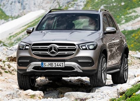 mercedes benz gle   bmw     expect