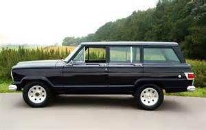 1972 Jeep Grand Wagoneer Jake S Car World 1995 Range Rover Ad