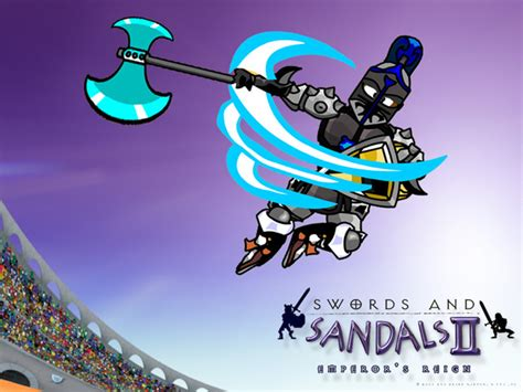 swords and sandals 2 guide play flash forever alone