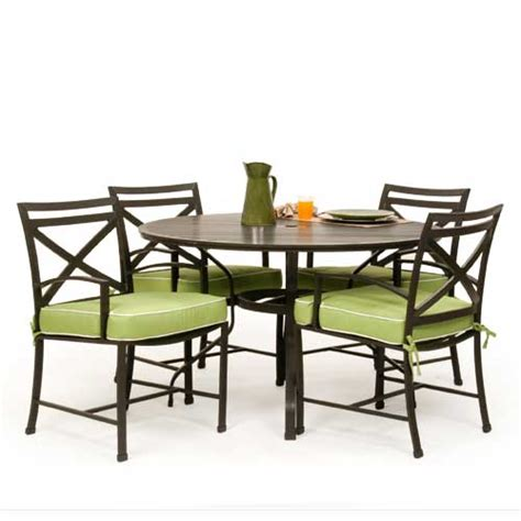 Cast Aluminum Patio Dining Sets Sale Alluring Outdoor Dining Set Cast Aluminum Patio Sets And Aluminum Patio Dining
