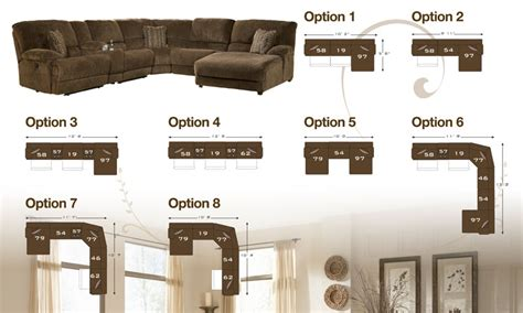 arrange living room with sectional how to arrange the pivot point truffle sectional by