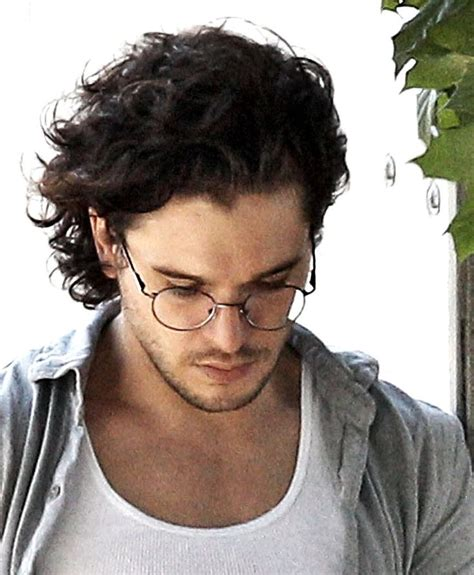 Hairstyle Kit by Kit Harington Hairstyle Hair Styles