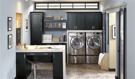 laundry storage cupboards small laundry room makeovers