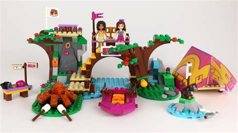 Lego Friends 41121 lego friends adventure c rafting review 41121