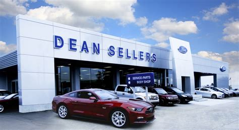 Dean Sellers Ford by Dean Sellers Ford 38 Reviews Car Dealers 2600 W