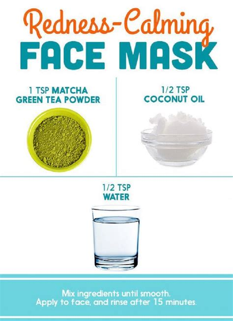 diy mask for redness 7 effective and simple diy skin remedies