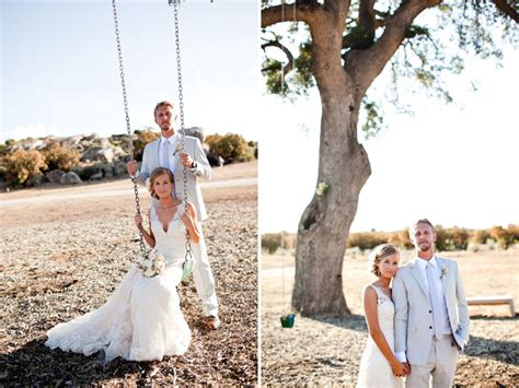 is swinging good for marriage elegant rustic california ranch wedding