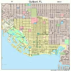 gulfport florida map 1228175