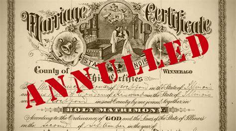 Boghni marriage annulment