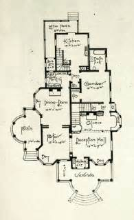 Edwardian House Plans A Passage