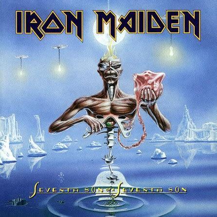 iron maiden seventh son of a seventh son cover bild