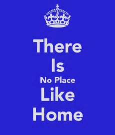 there is no place like home keep calm and carry on image