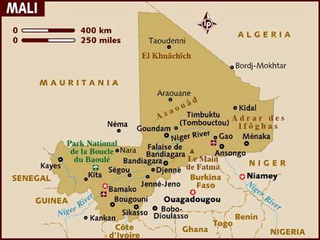 africa map mali mali stop sense