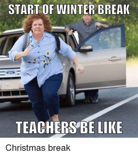 start  winter break teachers   christmas break