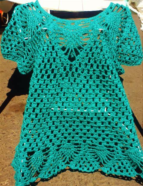 videos de como hacer blusas tejidas a crochet videos de como hacer blusas tejidas a crochet