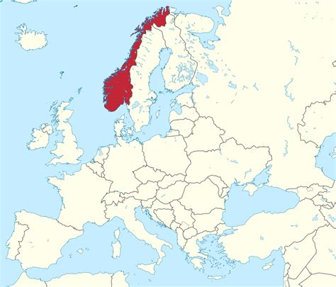 Norway Europe | file norway in europe rivers mini map svg wikimedia