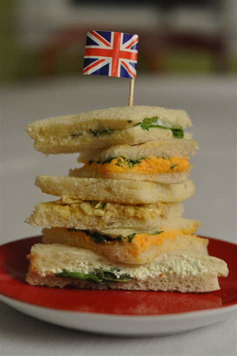 Clean Your House by Blimey Eat Your English Tea Sandwiches