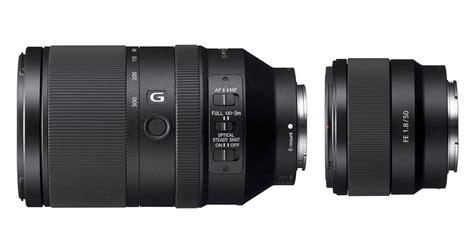 Sony Fe 50mm F1 8 Frame Hitam sony announces fe 50mm f1 8 70 300mm f4 5 5 6 lenses