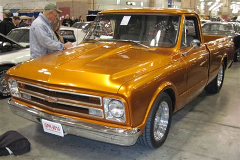 1967 Chevy C10 2WD Pickup