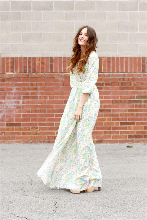 dress diy diy peasant maxi wrap dress