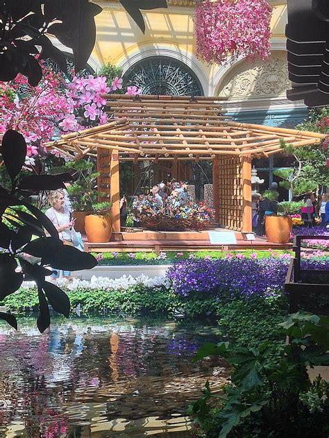 Botanical Garden Las Vegas by Botanical Garden Las Vegas Japanese Structure A