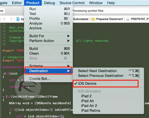 tutorial xcode ios 7 tutorial sideload ios apps without jailbreak using xcode