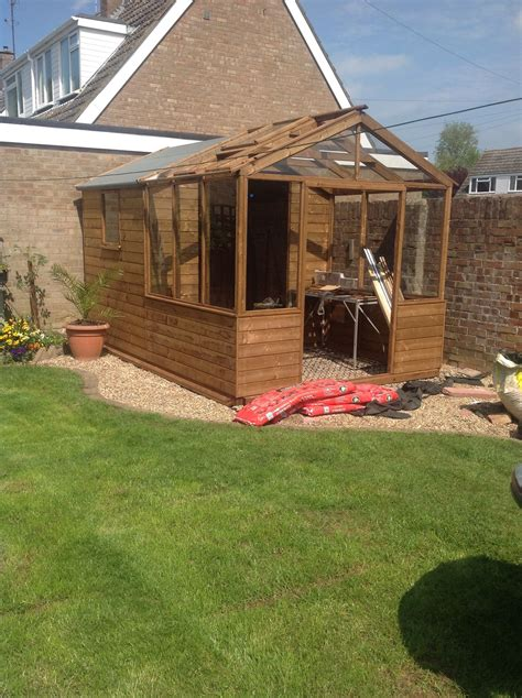 greenhouse shed greenhouse shed combo shed
