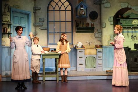 Kitchen Mary Poppins Mary Poppins | theater review ogunquit provides jolly holiday with mary