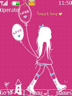 love themes download for nokia download sweet love theme nokia theme mobile toones