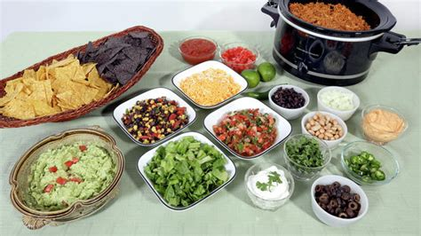nacho bar topping ideas nutrition nacho bar offers super bowl meal that pleases