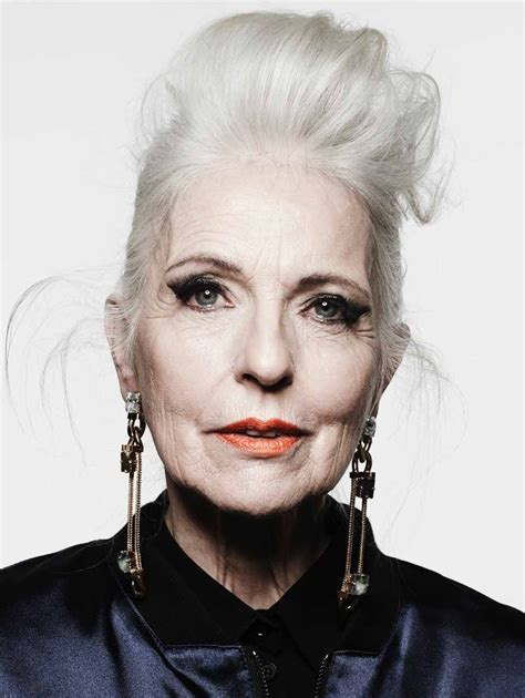 ladyphenom gray hair beauty has no expiration date anna von ruden