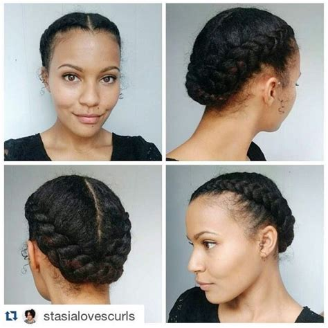 african american hairstyles to exercise in nice and simple 4c naturally pinterest nice natural