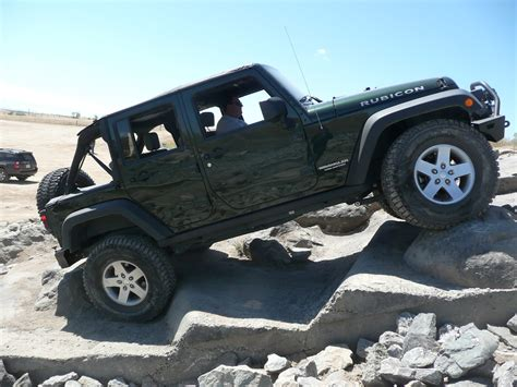 How Much To Lift A Jeep Rubicon4wheeler Choosing The Right Suspension System
