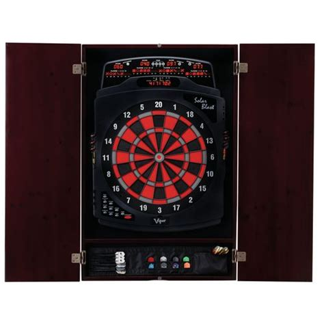 Dartboard And Cabinet Combo by Dartboard Cabinets Combos Academy