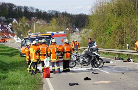 Yamaha Motorrad Esslingen by Unfall In Filderstadt Auto Rammt Motorrad Landkreis