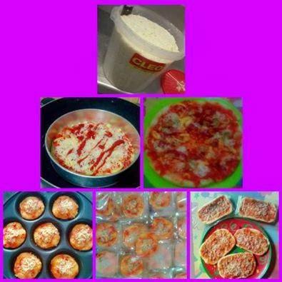 membuat pizza lipat resep cara membuat pizza bahan minim