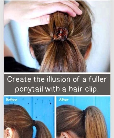 7 Secrets Of A Ponytail by Musely