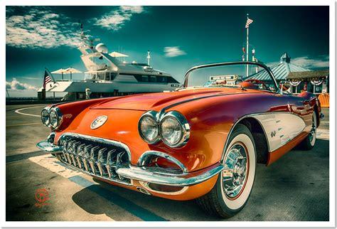vintage corvette drawing cars the official dapixara blog cape cod photos