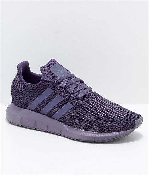 adidas swift run trace purple shoes zumiez