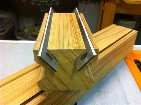table saw jointer jig useful planer jig for table saw bert