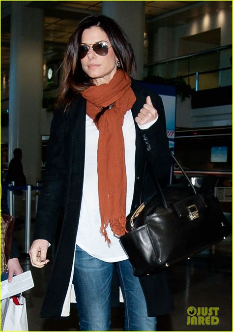 sandra bullock lax airport 05 full sized photo of sandra bullock lax airport 03 photo