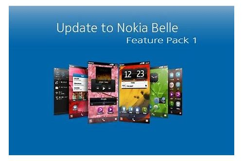 nokia belle feature pack 2 download